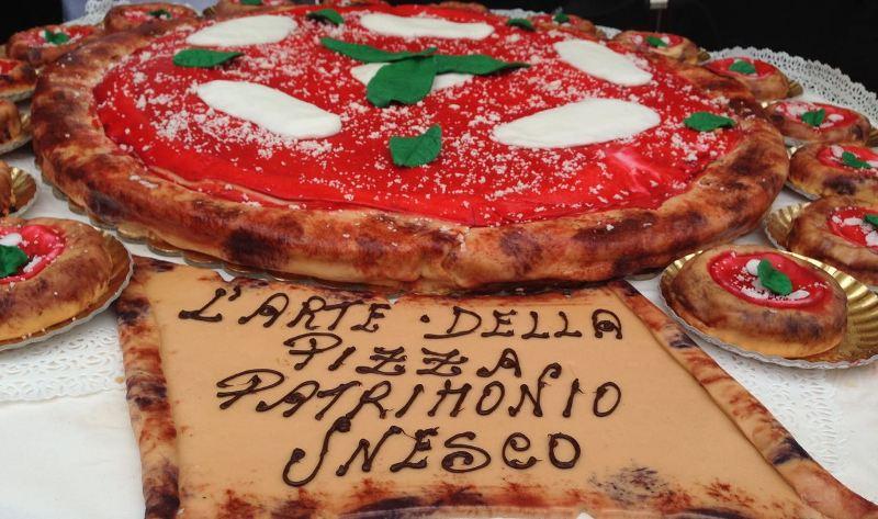 La Pizza Napoletana Patrimonio dell'Umanita'