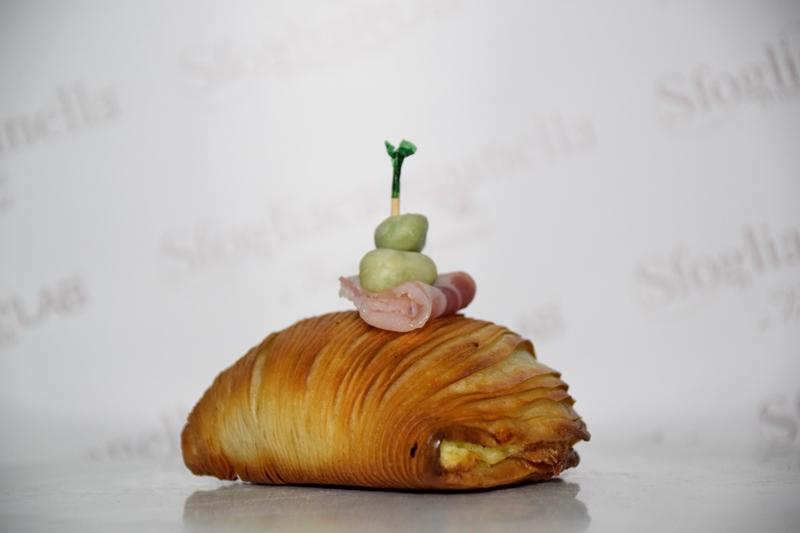 """La sfogliatella in versione pic-nic e il """"N'Ovo"""", l'uovo pasquale """"neapolitan style"""""""