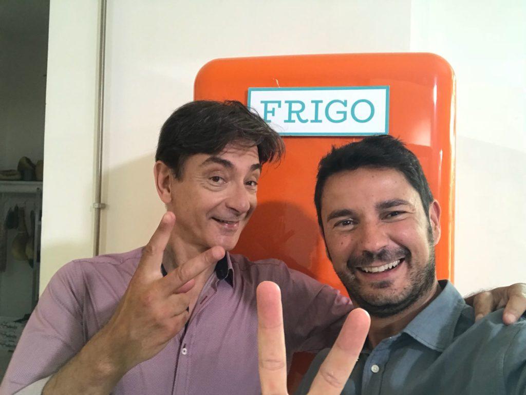 RAI2: PAOLO FOX ospite della quarta puntata di Frigo