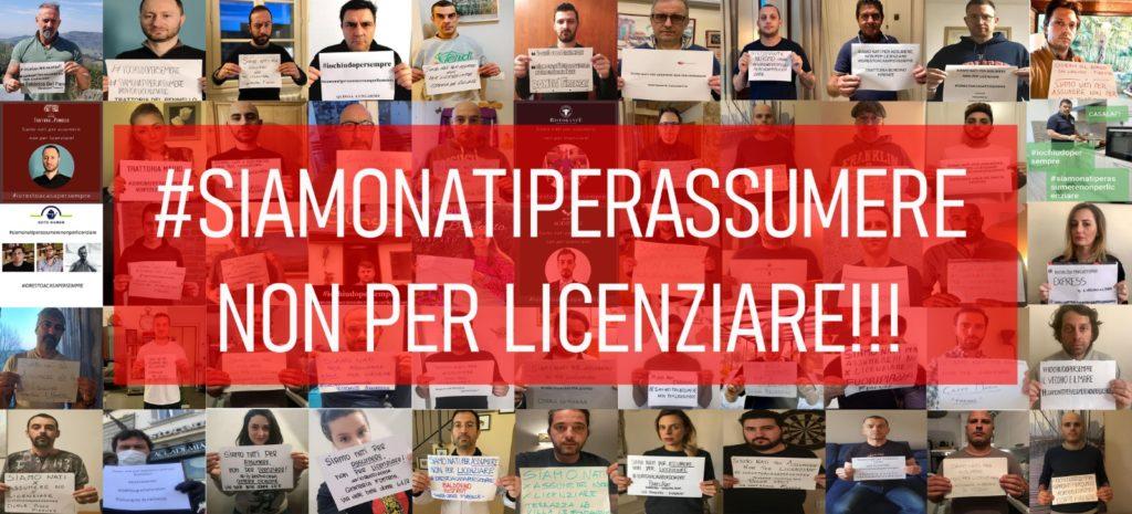 Ristoratori Toscani chiedono a gran voce al Presidente Giuseppe Conte alcune modifiche importanti al Decreto Cura Italia