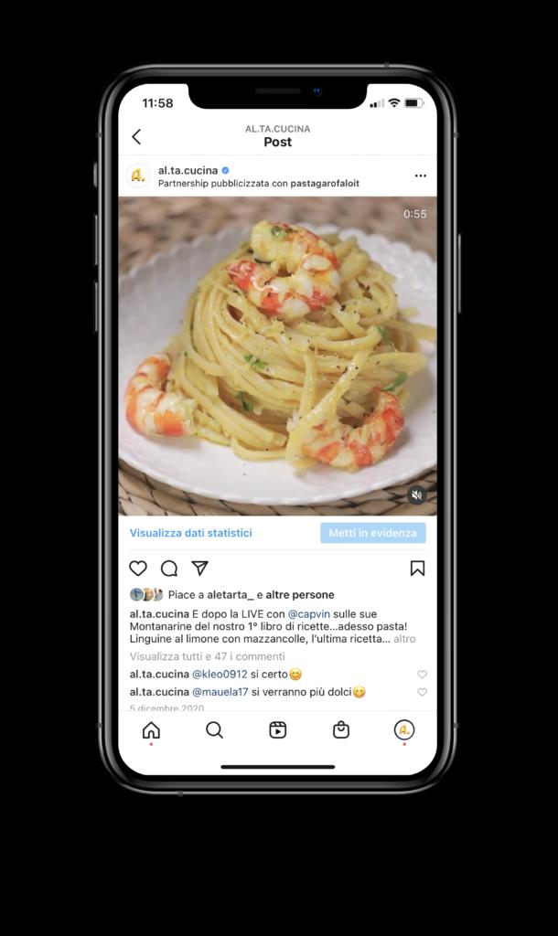 Sostenibilità ai fornelli: Pasta Garofalo & Al.ta Cucina insieme per una cucina più sostenibile